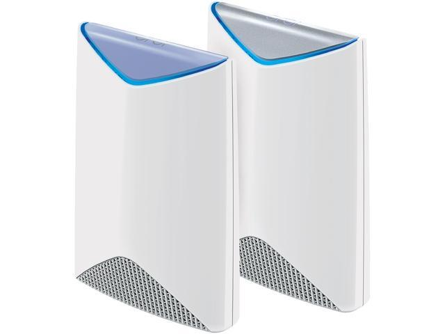 NETGEAR Orbi Pro - AC3000 Tri-band Wi-Fi System for Business (SRK60)  Replaces Wi-Fi Access Points  No Complicated Wiring  Better Wi-Fi for Your