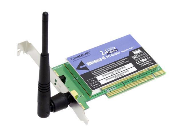 LINKSYS WIRELESS-B PCI TREIBER HERUNTERLADEN