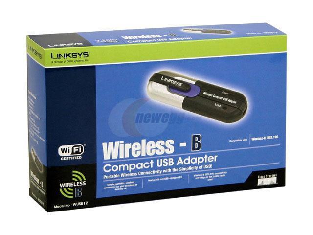 LINKSYS WUSB12 DRIVERS FOR MAC