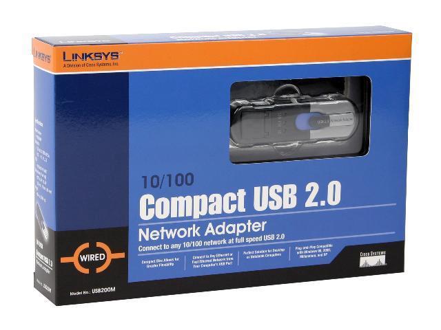 LINKSYS USB200M VER 2 DRIVERS DOWNLOAD (2019)