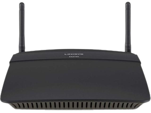 Linksys EA2750 N600 Dual-Band Smart Wi-Fi Wireless Router - Newegg com