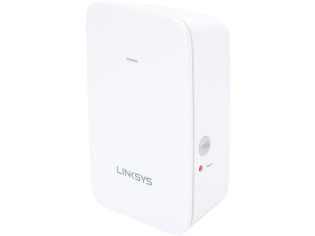 RE6350 Wi-Fi Booster ™ Linksys AC1200 Dual-Band Wi-Fi Range Extender