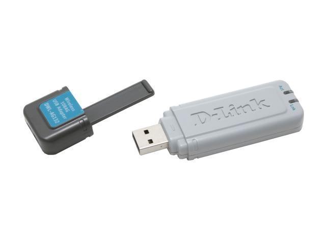 DWL-AG132 WIRELESS 108AG USB ADAPTER WINDOWS 7 64BIT DRIVER
