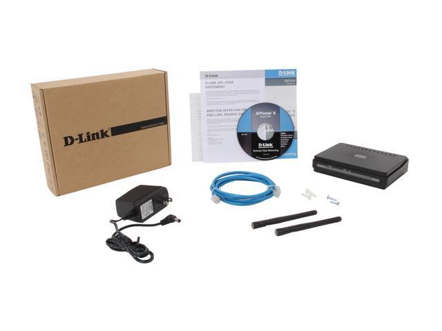 D-Link DAP-2310 AirPremier N 2.4GHz High Power Access Point