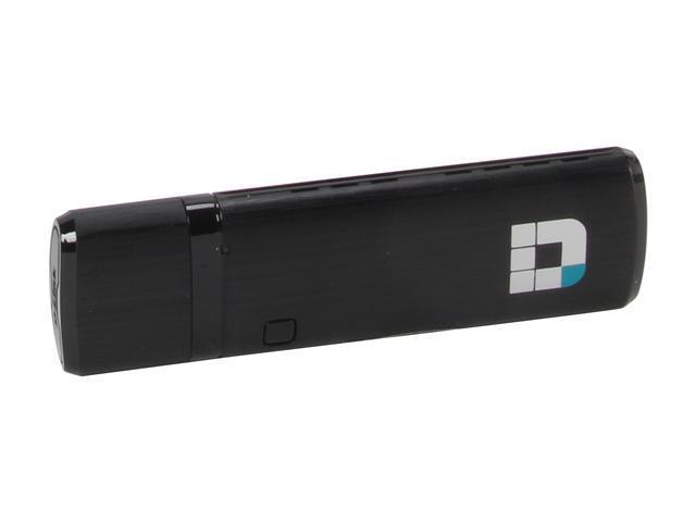 D-Link DWA-180 Wireless Dual Band AC1000 USB Wi-Fi Network Adapter 802.11AC Card