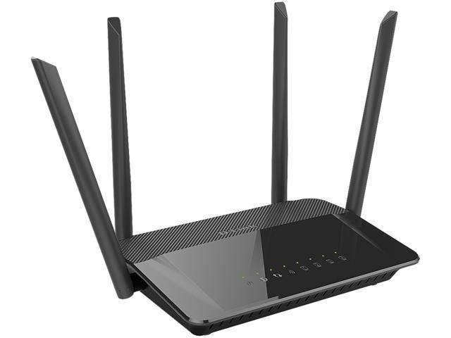 D-LINK DIR-842 Wi-Fi AC1200 MU-MIMO Gigabit Router - Newegg com