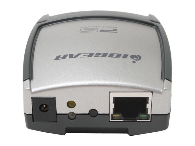 IOGear 1-Port USB Printer Server