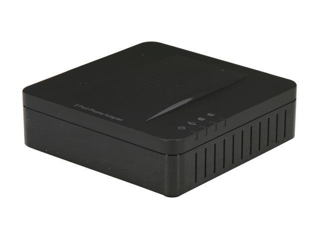 Cisco Small Business SPA112 2-Port Phone Adapter - Newegg com