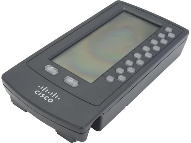 NEW Cisco SPA500DS 15-Button Attendant Console for the Cisco SPA500 Series