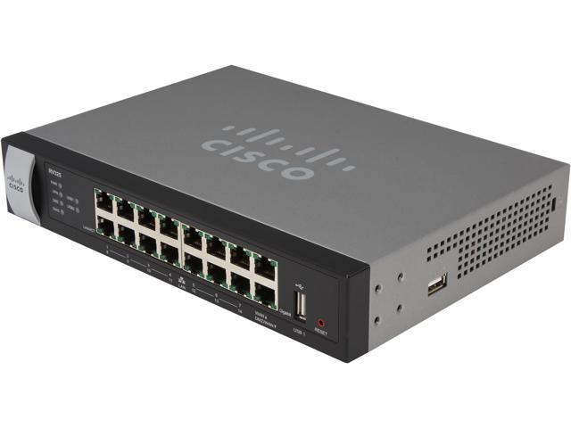 Cisco Small Business RV325-K9-NA Dual Gigabit WAN VPN Routers - Newegg com