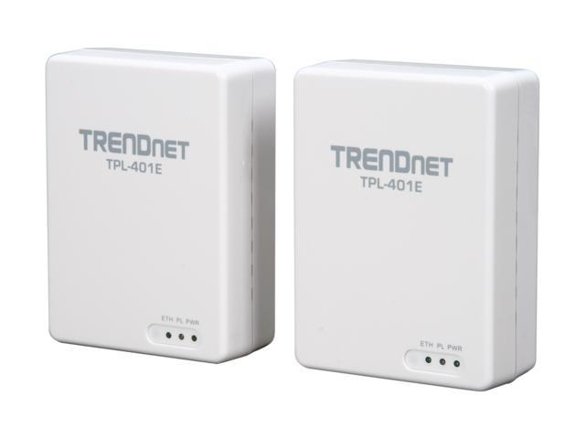 TRENDNET TPL-401E2K POWERLINE DOWNLOAD DRIVERS