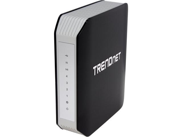 TRENDnet TEW-812DRU AC1750 Dual Band Wireless Router - Newegg com