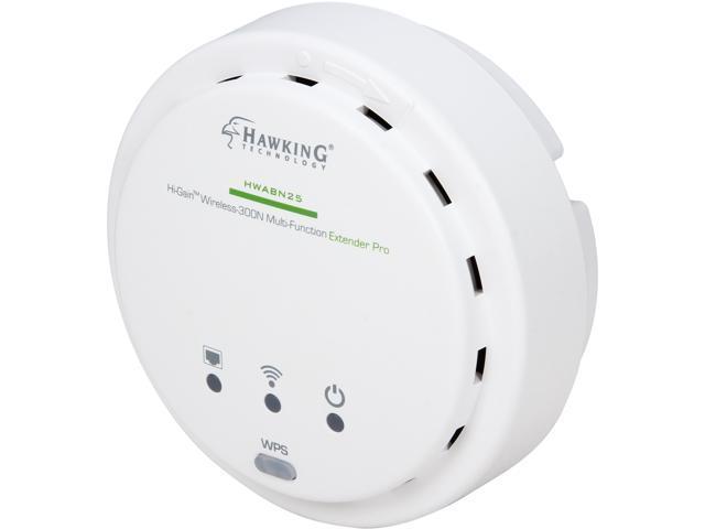 Hawking hwren1 hi-gain wireless-300n range extender | ebay.