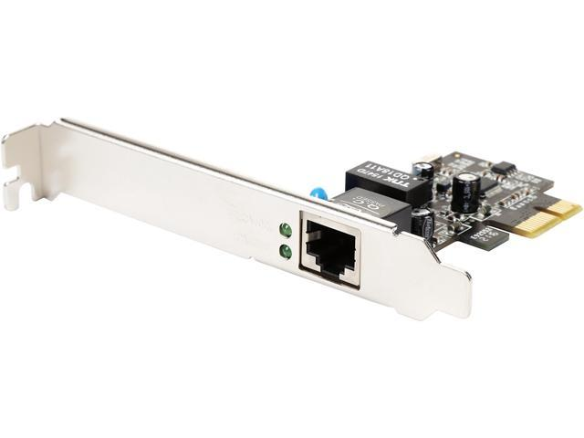 Rosewill RC-411v3 - Network Adapter 10/100/1000 Mbps PCI-Express 1 x RJ45