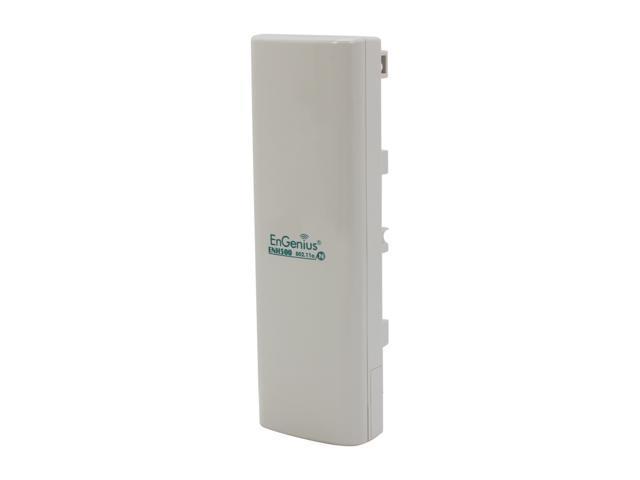 EnGenius ENH500 N300 Business-Class, Long Range 5GHz Wireless Bridge/Access  Point - Newegg com