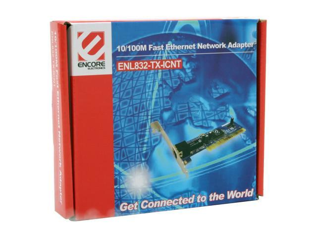 FAST 10/100MBPS DRIVER BAIXAR ETHERNET ADAPTER ENCORE PCI