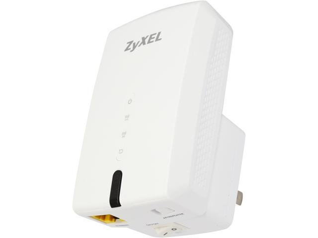 Zyxel Repeater Setup