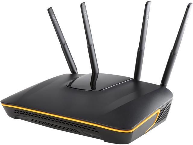 ZyXEL ARMOR Z1 NBG6816 AC2350 Dual-Band Wireless Gigabit Router - Newegg com