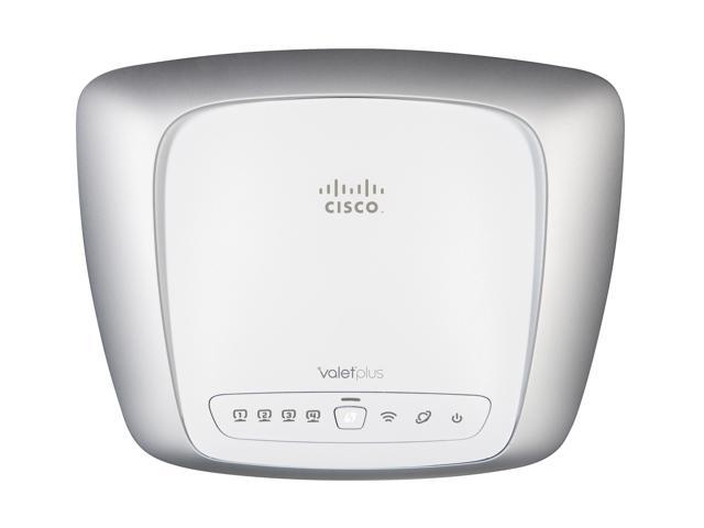Cisco Valet M20 802 11b/g/n Gigabit Wireless HotSpot Router up to 300Mbps -  Newegg com