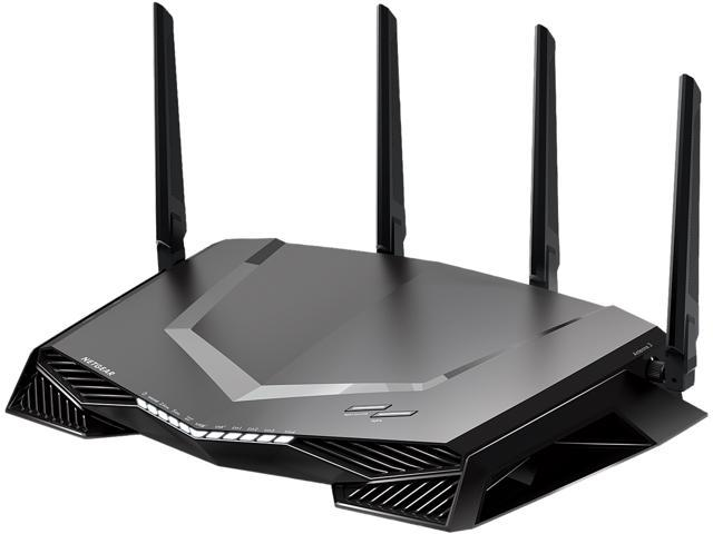 NETGEAR Nighthawk Pro Gaming XRM570 WiFi Router and Mesh WiFi System with 6  Ethernet Ports and Wireless speeds up to 2 6 Gbps, AC2600 - Newegg com