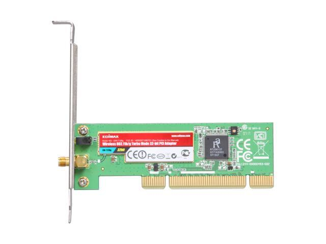 EDIMAX EW-7128G WIRELESS PCI ADAPTER TREIBER WINDOWS 8