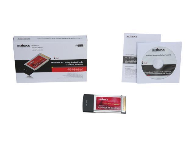 DRIVER FOR EDIMAX EW-7108PCG XP