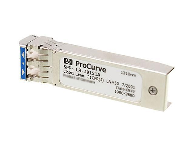 Invoice HP J9151A HP X132 10G SFP+ LC LR Transceiver 1 Year Wty 1990-3880