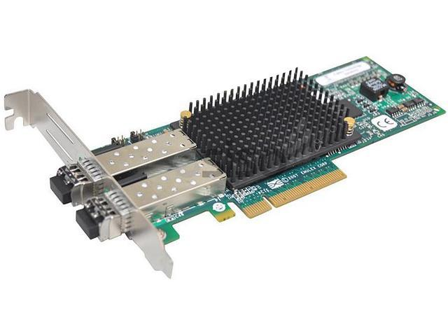 8 Gbps 2 x HP 82E 8Gb 2-Port PCIe Fibre Channel Host Bus Adapter Certified Refurbished PCI Express