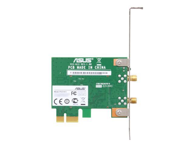 ASUS PCE-N13 WIRELESS ADAPTER 64BIT DRIVER DOWNLOAD