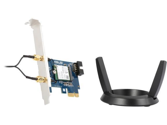 ASUS PCE-AC55BT B1 AC1200 Wireless Bluetooth 4 2 PCIe/Mpcie Adapter -  Newegg com