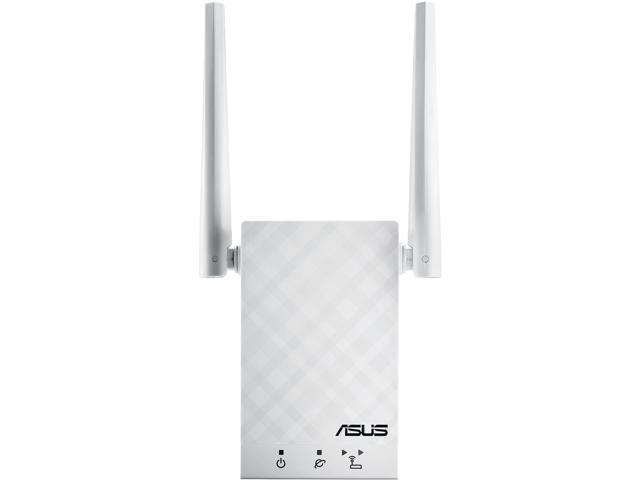 ASUS RP-AC55 AC1200 Dual-Band Wifi Extender/ Access Point/ Media Bridge -  Newegg com
