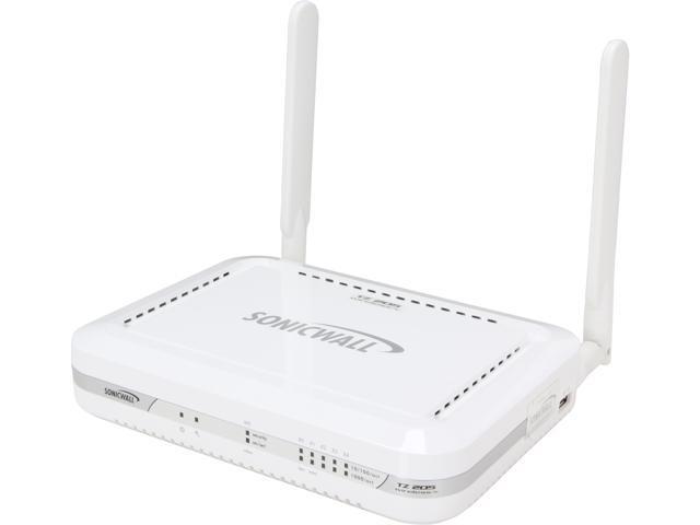 Sonicwall 01 Ssc 4892 Tz 205 Wireless N Hardware W 1 Year