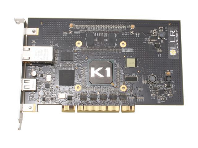 Killer NIC K1 Gaming Network Card – 10/100/1000Mbps PCI Network Adapter --  Less Game Lag, Smoother Gameplay - Newegg com