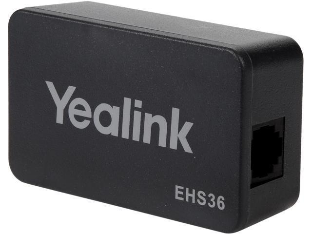 Yealink EHS36 IP Phone Wireless Headset Adapter - Newegg com