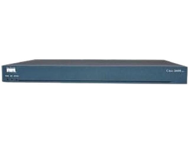 CISCO 2600 Series CISCO2610XM 10/100Mbps Modular Access Router - Newegg com