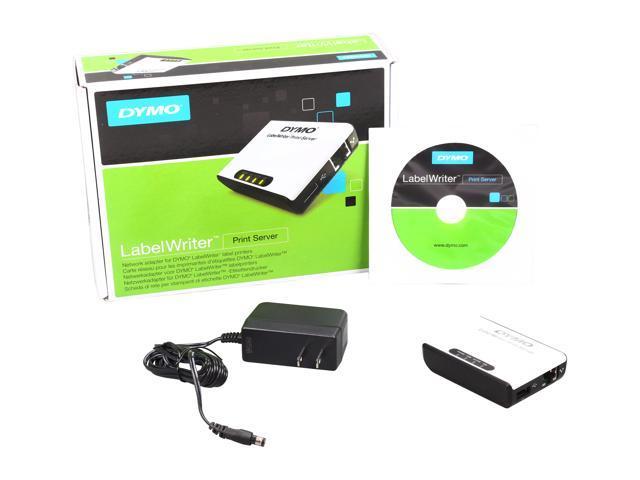 DYMO 1750630 LabelWriter Print Server - Newegg com