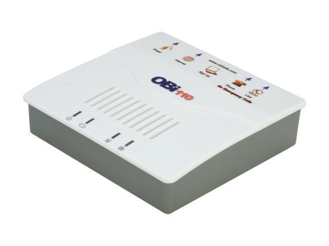 Obihai OBI110 VoIP Telephone Adapter with SIP & Phone Line Gateway -  Newegg ca