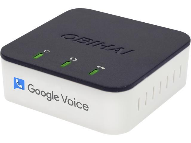 Obihai OBi200 VoIP Telephone Adapter with Google Voice & SIP