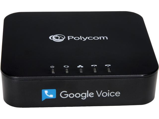 Polycom OBi202 2-Port VoIP Phone Adapter 2200-49522-001