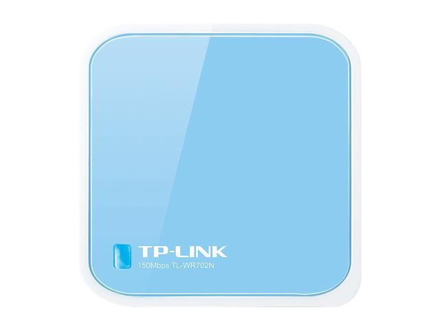 TP-Link TL-WR702N Wireless N Nano Router - Newegg com