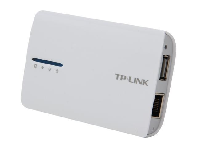 TP-LINK TL-MR3040 3G/4G Wireless N150 Portable Router, Internal