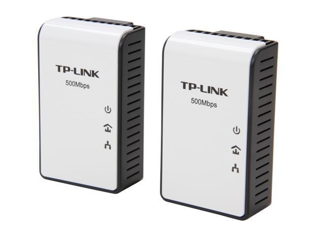 Tp Link Tl Pa411kit Av500 Mini Powerline Adapter Starter Kit