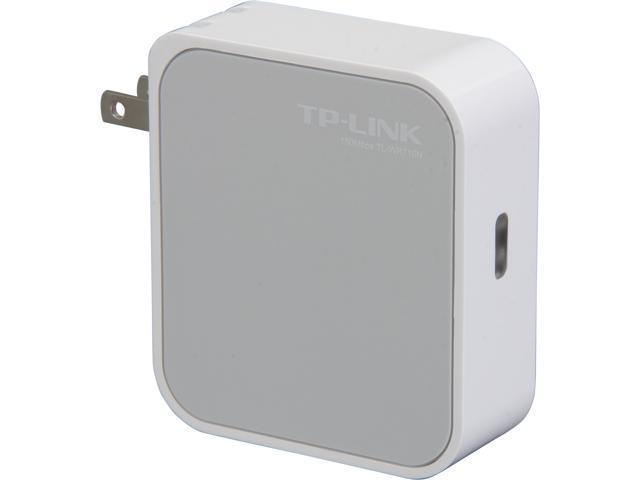 TP-Link TL-WR710N 150Mbps Wireless N Mini Pocket Router - Newegg com