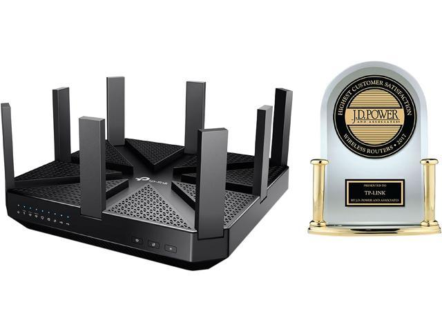 TP-LINK Talon AD7200 Multi-Band Wi-Fi Router - Newegg com