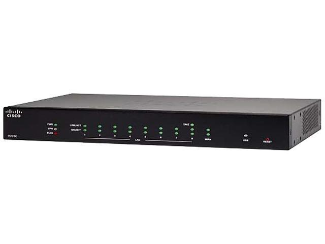 Cisco rv vpn router ports management port slots