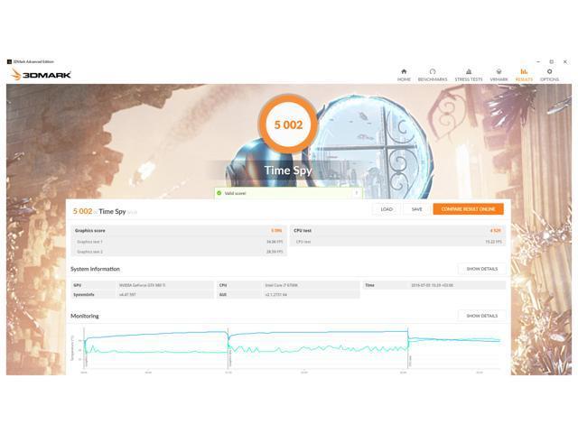 3DMark Advanced Edition - Newegg com