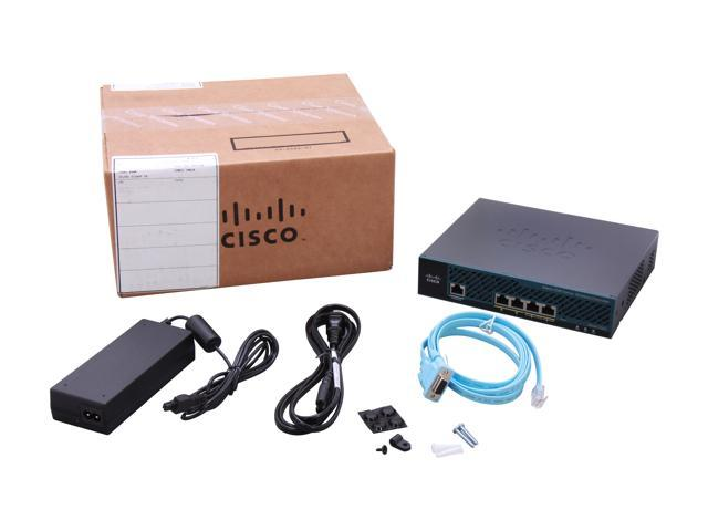 CISCO AIR-CT2504-5-K9 2500 Series Wireless Controller for up to 5 Cisco  access points - Newegg com