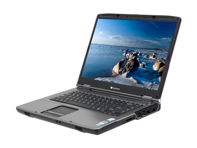 Gateway Laptop ML6720 Intel Pentium dual-core T2310 (1 46 GHz) 1 GB Memory  120 GB HDD Intel GMA X3100 15 4