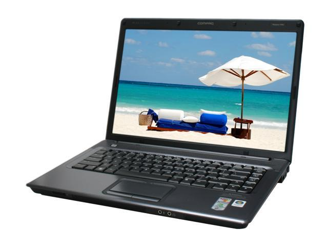 COMPAQ Laptop Presario F756NR AMD Turion 64 X2 TL-58 (1 90 GHz) 2 GB