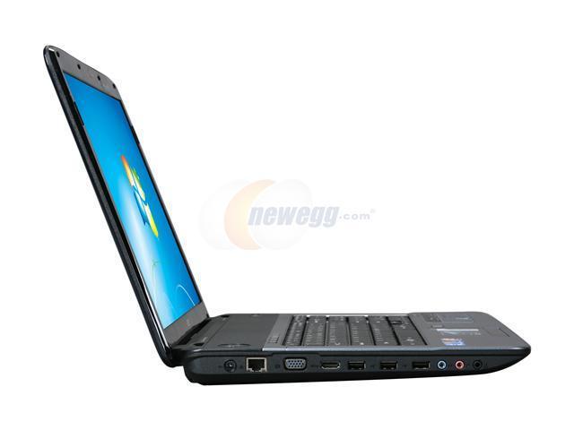 Acer Laptop Aspire AS7740G-6364 Intel Core i5 1st Gen 430M (2 26 GHz) 4 GB  Memory 500 GB HDD ATI Mobility Radeon HD 5650 17 3